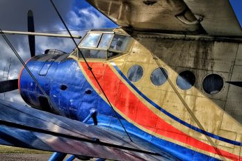 SP-ANC - Aeroklub Koninski Antonov An-2