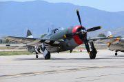 NX3395G - Air Museum Chino Republic P-47G Thunderbolt aircraft