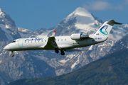 S5-AAD - Adria Airways Canadair CL-600 CRJ-200 aircraft