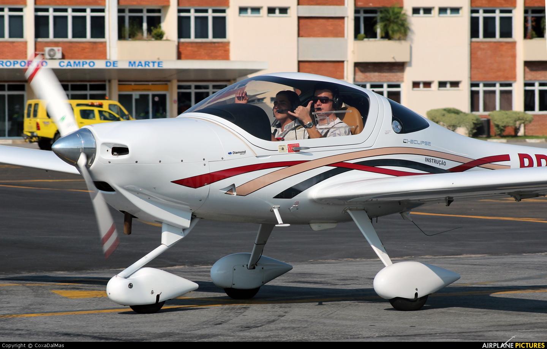 Aeroclube de São Paulo PR-ASP aircraft at São Paulo - Campo de Marte