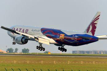 A7-BAE - Qatar Airways Boeing 777-300ER