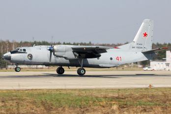 RF-92958 - Russia - Air Force Antonov An-26 (all models)