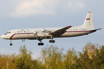 RA-75767 - Russia - Air Force Ilyushin Il-18 (all models)