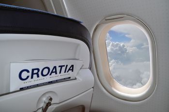 - - Croatia Airlines Airbus A320