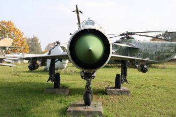 6510 - Poland - Air Force Mikoyan-Gurevich MiG-21PFM