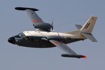 ZU-DFI - South Africa - Air Force Museum Piaggio P.166 Albatross (all models)