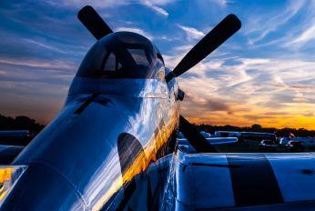 N68JR - Private North American P-51D Mustang
