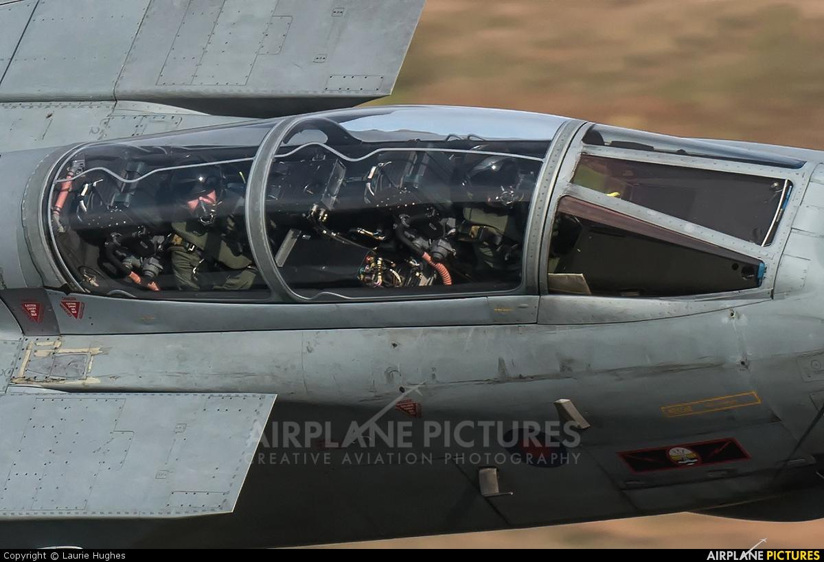 Royal Air Force - aircraft at Machynlleth LFA7