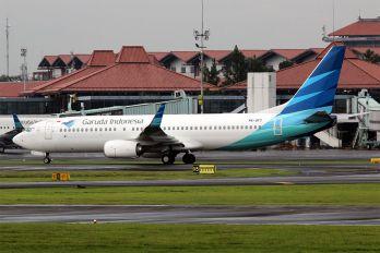 PK-GFY - Garuda Indonesia Boeing 737-800