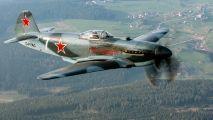 D-FYAC - Private Yakovlev Yak-3M aircraft