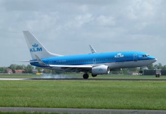 PH-BGO - KLM Boeing 737-700