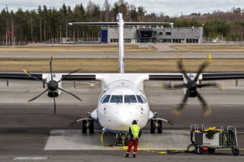 OH-ATE - FlyBe Nordic ATR 72 (all models)