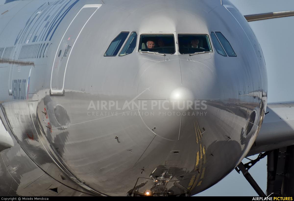 Aeroflot VQ-BCQ aircraft at Tenerife Sur - Reina Sofia