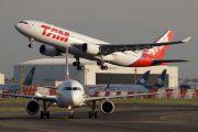 PT-MVG - TAM Airbus A330-200 aircraft