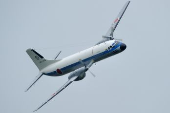 02-1158 - Japan - Air Self Defence Force NAMC YS-11