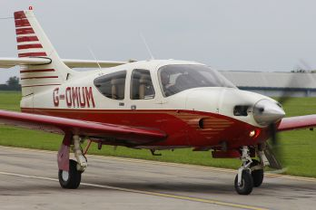 G-OMUM - Private Rockwell Commander 114