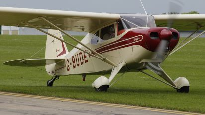 G-BUDE - Private Piper PA-22 Tri-Pacer