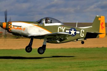 G-TSIM - Private Titan T51 Mustang