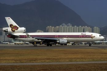 HS-TMG - Thai Airways McDonnell Douglas MD-11