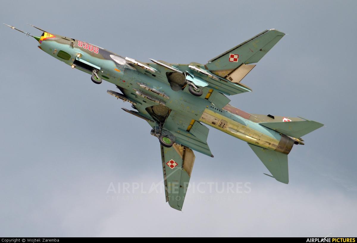 Poland - Air Force 8308 aircraft at Mińsk Mazowiecki