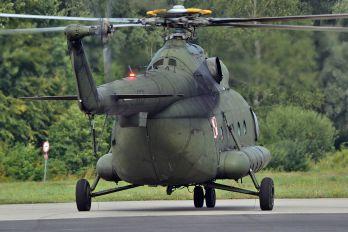 653 - Poland - Army Mil Mi-8T