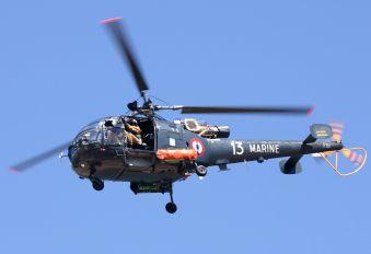 13 - France - Navy Aerospatiale SA-319B Alouette III