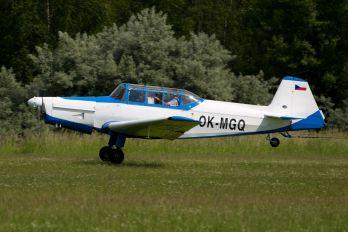 OK-MGQ - Private Zlín Aircraft Z-226 (all models)