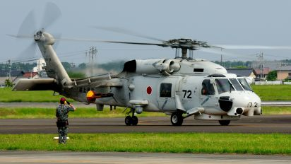 8272 - Japan - Maritime Self-Defense Force Mitsubishi SH-60J