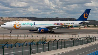 CS-TRH - Evelop Airbus A330-300
