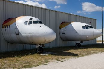 EC-BYE - Iberia McDonnell Douglas DC-9