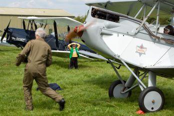 G-AAJT - Private de Havilland DH. 60G Gipsy Moth