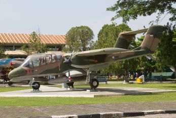 TT1015 - Indonesia - Air Force North American OV-10 Bronco