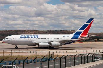CU-T1251 - Cubana Ilyushin Il-96