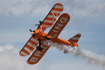 - - Breitling Wingwalkers Boeing Stearman, Kaydet (all models)