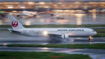 JA8364 - JAL - Japan Airlines Boeing 767-300 aircraft