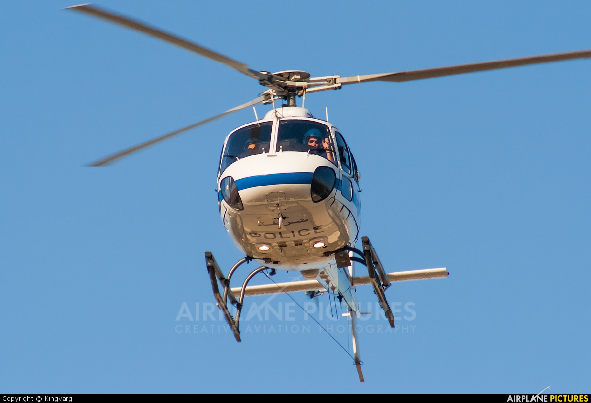 Algeria - Police 7T-WVY aircraft at In Flight - Algeria