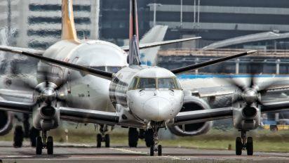 HB-IZZ - Darwin Airline SAAB 2000