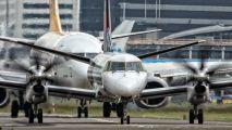 HB-IZZ - Darwin Airline SAAB 2000 aircraft