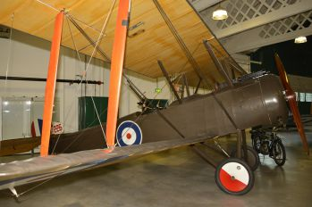A8226 - Royal Air Force Sopwith 1½ Strutter