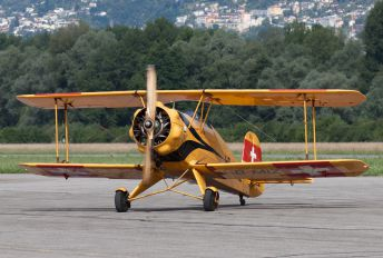 HB-MIZ - Private Bücker Bü.133 Jungmeister