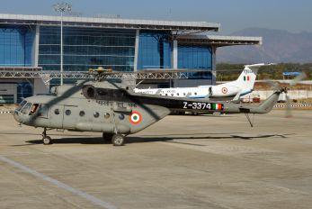 Z3374 - India - Air Force Mil Mi-17-1V