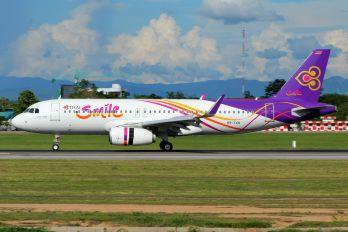HS-TXN - Thai Smile Airbus A320