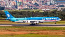 F-OJTN - Air Tahiti Nui Airbus A340-300 aircraft