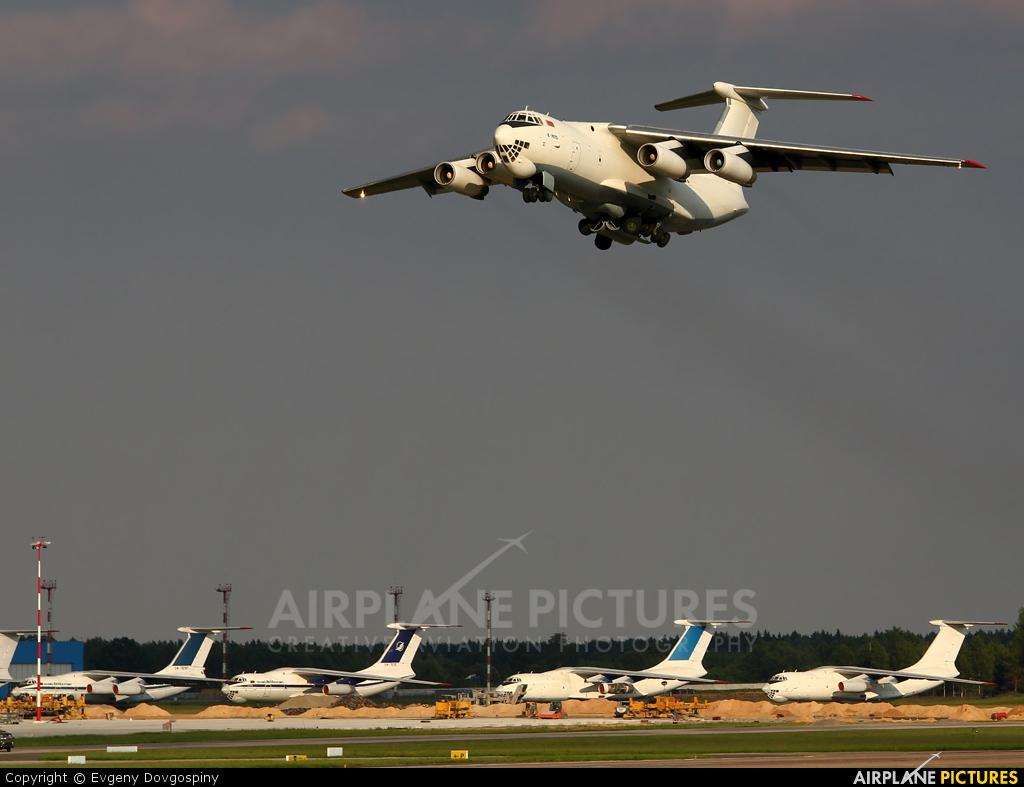 Ruby Star Air Enterprise EW-78836 aircraft at Minsk Intl
