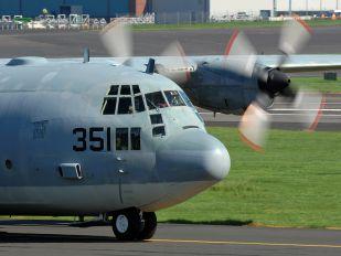 165351 - USA - Navy Lockheed C-130T Hercules