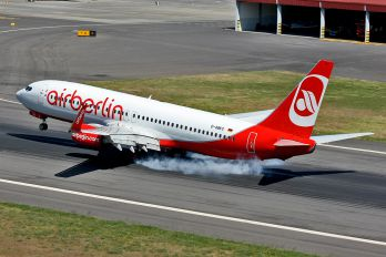 D-ABKS - Air Berlin Boeing 737-800