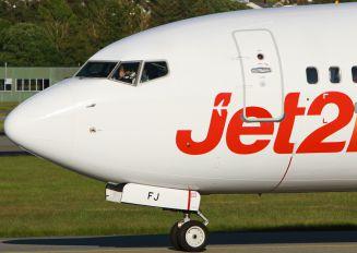 G-GDFJ - Jet2 Boeing 737-800