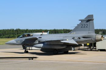 39222 - Sweden - Air Force SAAB JAS 39C Gripen