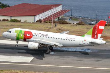 CS-TTF - TAP Portugal Airbus A319