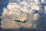JA857A - ANA - All Nippon Airways de Havilland Canada DHC-8-400Q / Bombardier Q400 aircraft